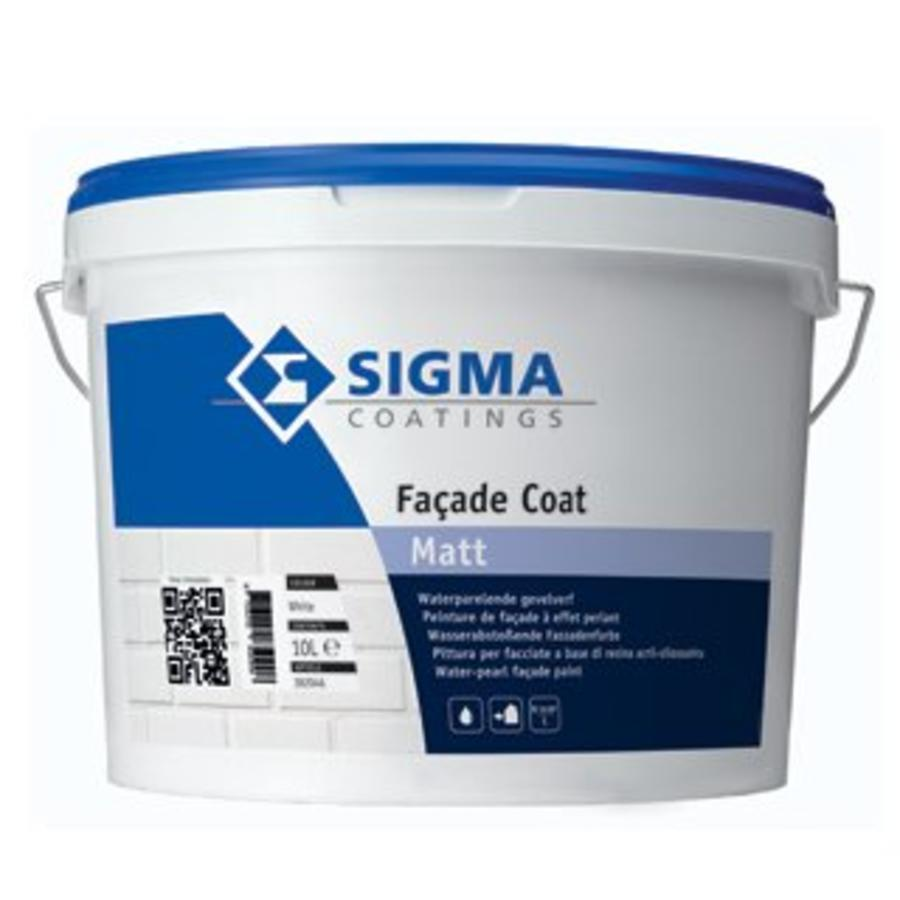 Sigma Facade Coat Matt