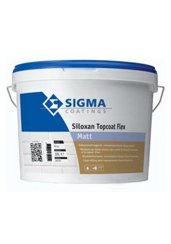 Sigma Siloxan Topcoat Flex Matt