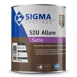 NIEUW Sigma S2U Allure Satin