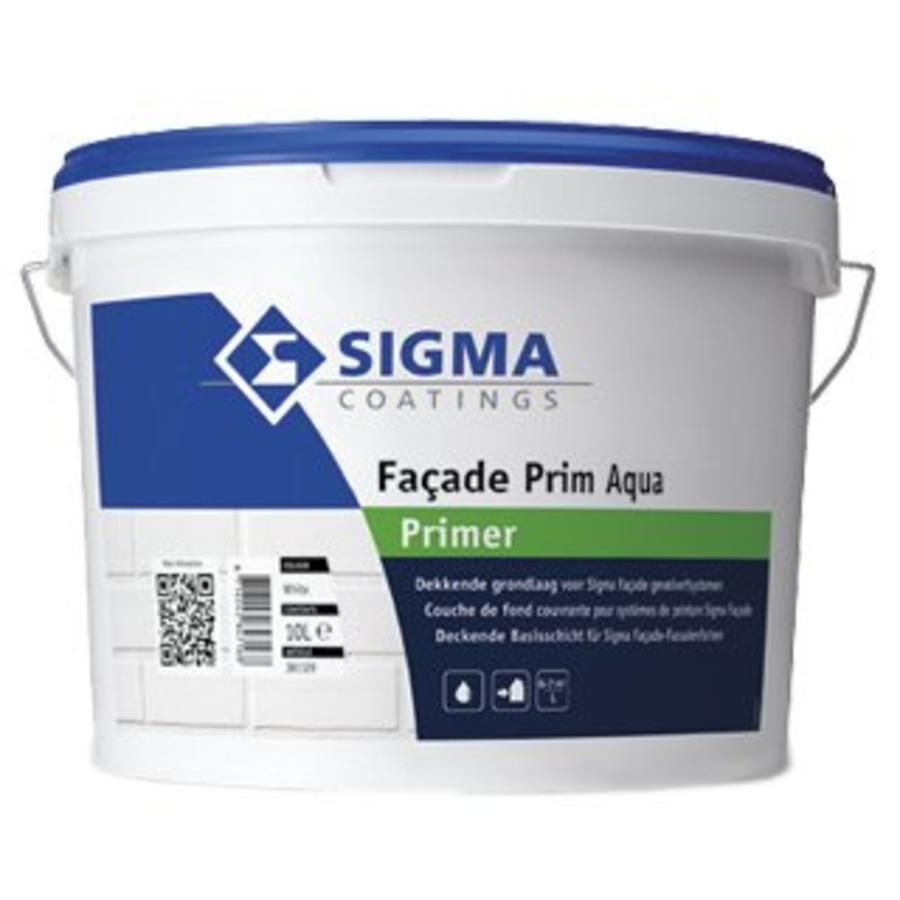 10 liter sigma facade prim aqua