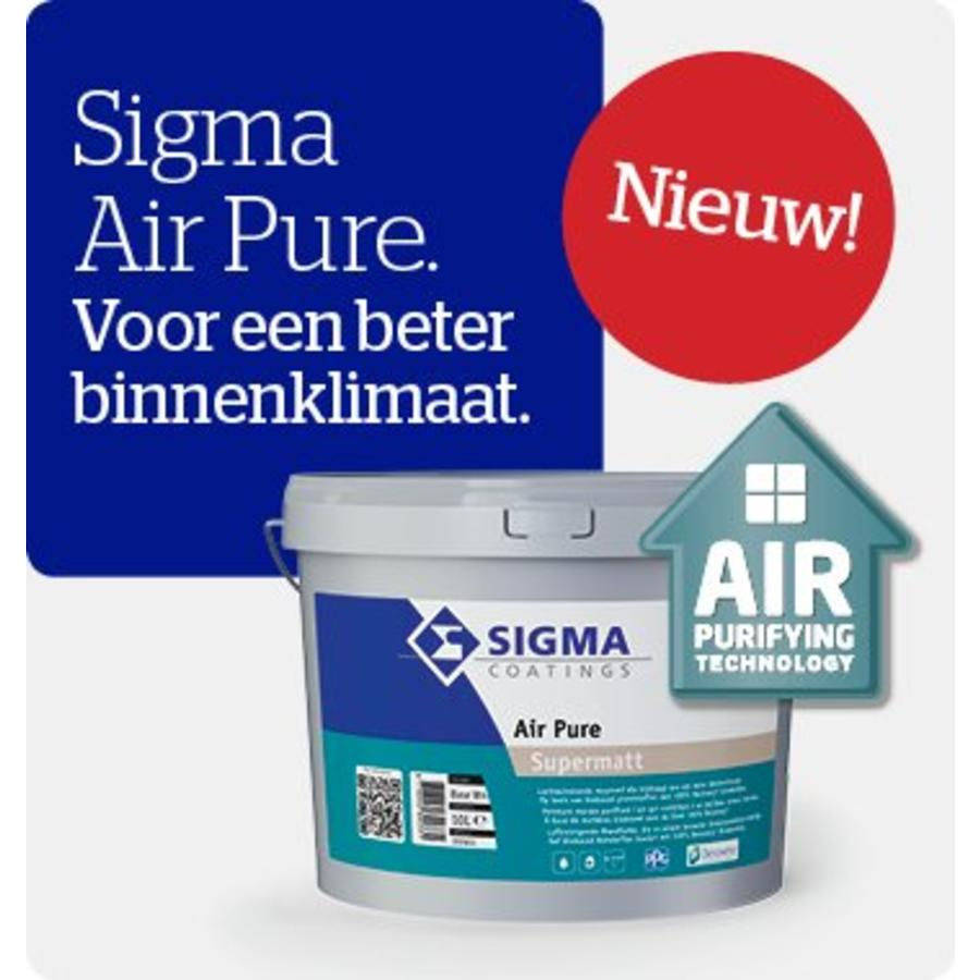 Sigma Air Pure Supermatt 10 liter (wit/lichte kleur)