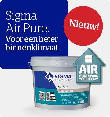 Sigma Air Pure Supermatt (NIEUW)