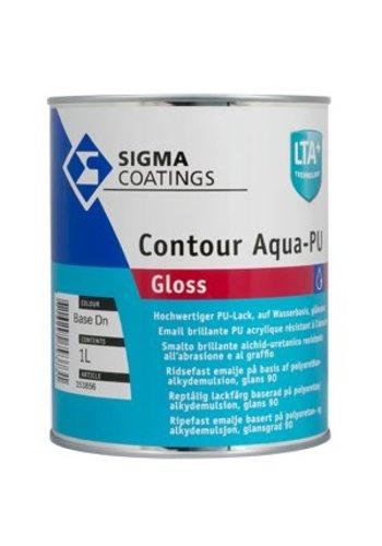 Sigma s2u nova gloss en Sigma Contour Aqua PU Gloss