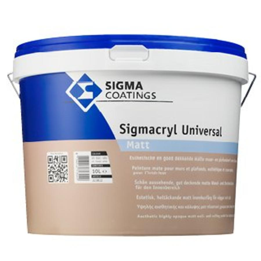 Sigmacryl Universal Matt