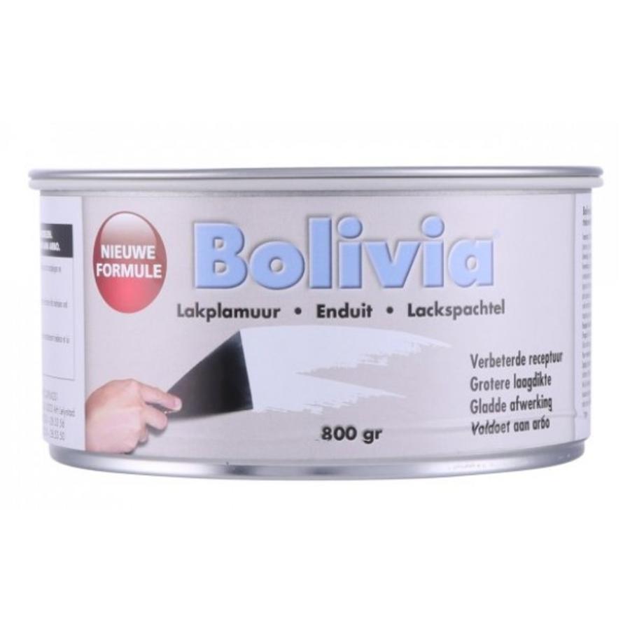Bolivia Lakplamuur acryl