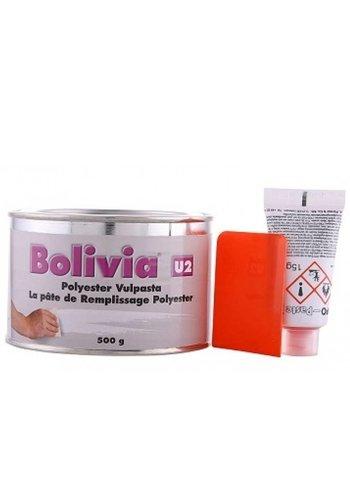 Bolivia U2 Polyester Vulpasta