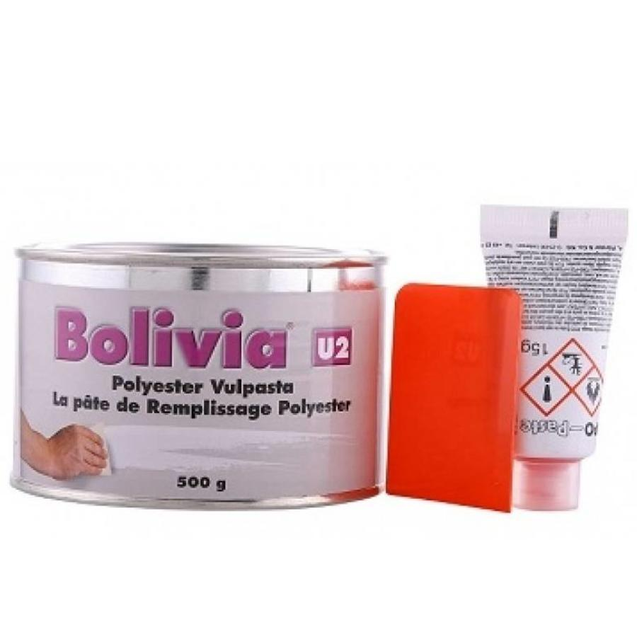 Bolivia U2 Polyester Vulpasta 250 gram