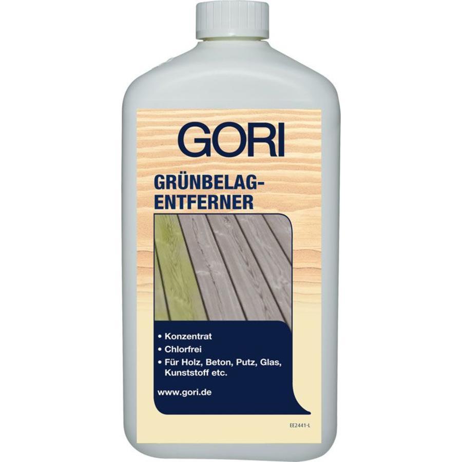 GORI Grünbelag Entferner (groene aanslagverwijderaar)
