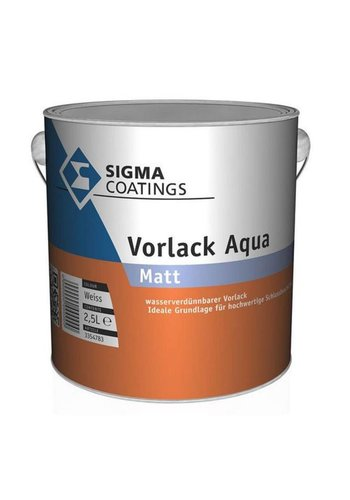 Vorlack Aqua Matt
