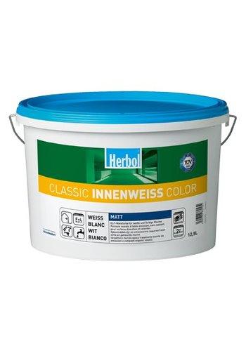 12.5 liter Herbol Classic Innenweiss Color (AANBIEDING)