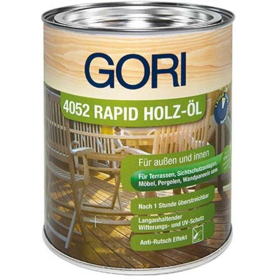 GORI 4052 rapid holz-öil
