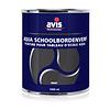 Avis Aqua Schoolbordenverf ZWART