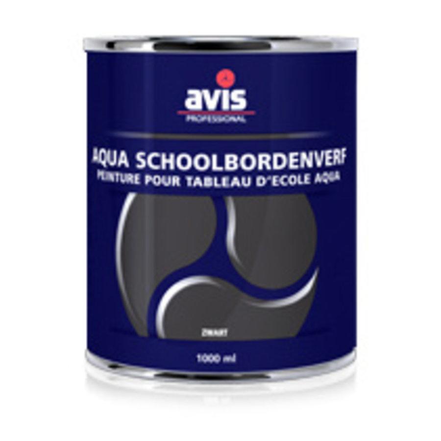 Avis Aqua Schoolbordenverf 1 Ltr