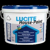 Lucite House-Paint 12 liter AANBIEDING