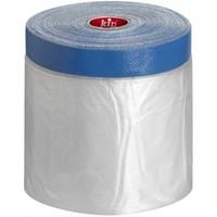 Kip Textieltape blauw met folie
