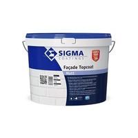 Sigma Facade Topcoat Matt Quick Rain Resistance