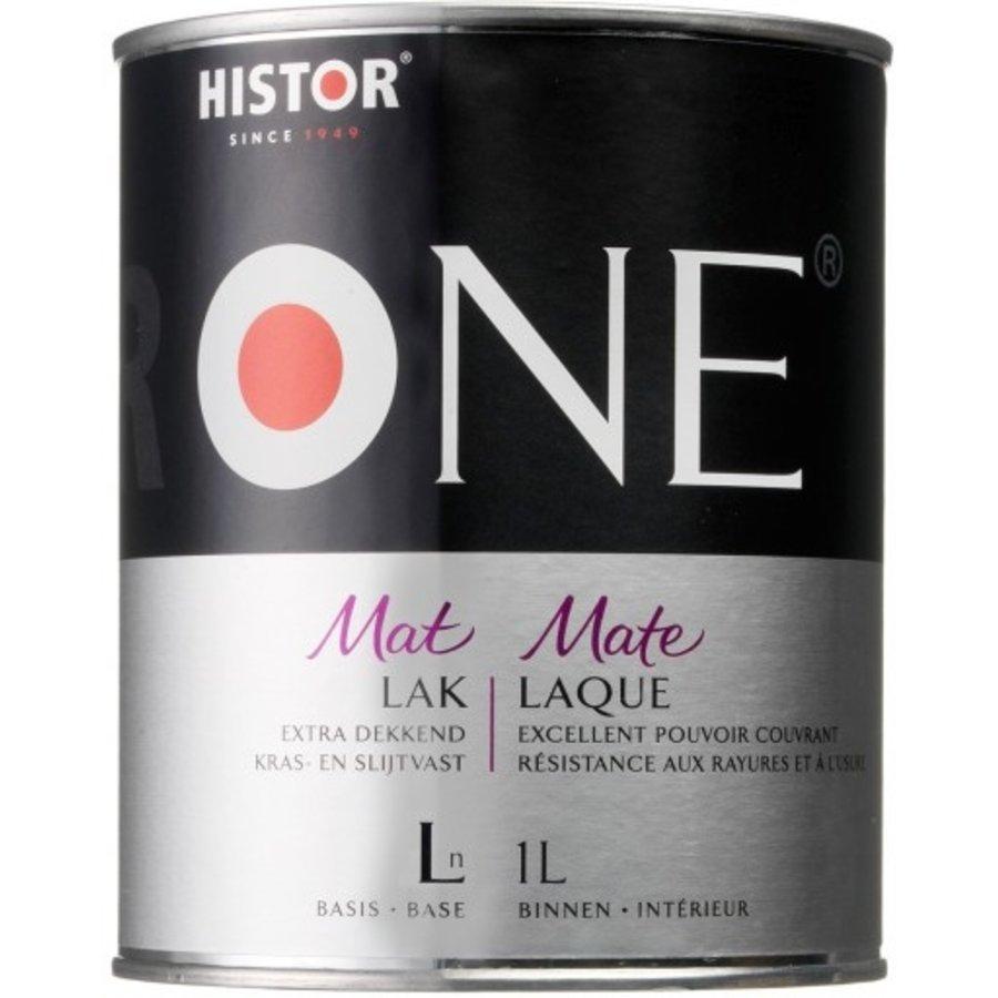 Histor One Acryl Lak Mat