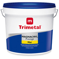 10 liter Trimetal Magnacryl Prestige Mat