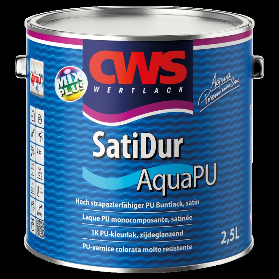 CWS satidur aqua pu