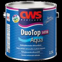 CWS DuoTop Aqua Satin