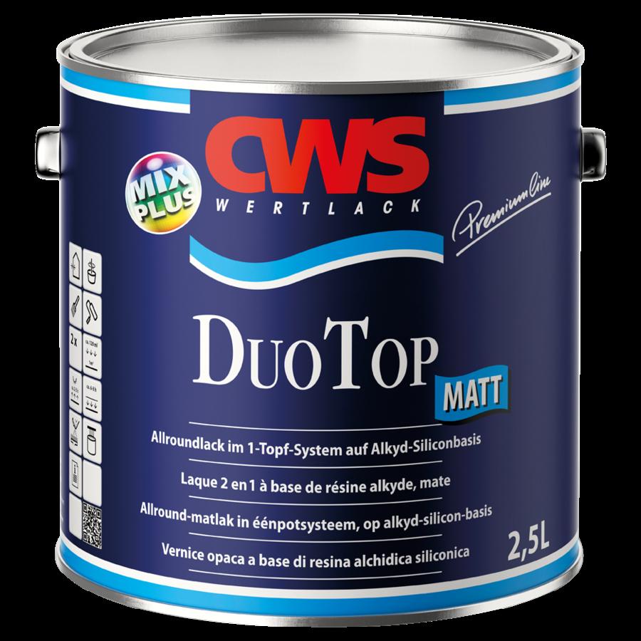 CWS Duotop Matt