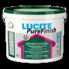Lucite Lucite Pure Finish 12 liter (ZEER GESCHIKT VOOR PLAFOND)