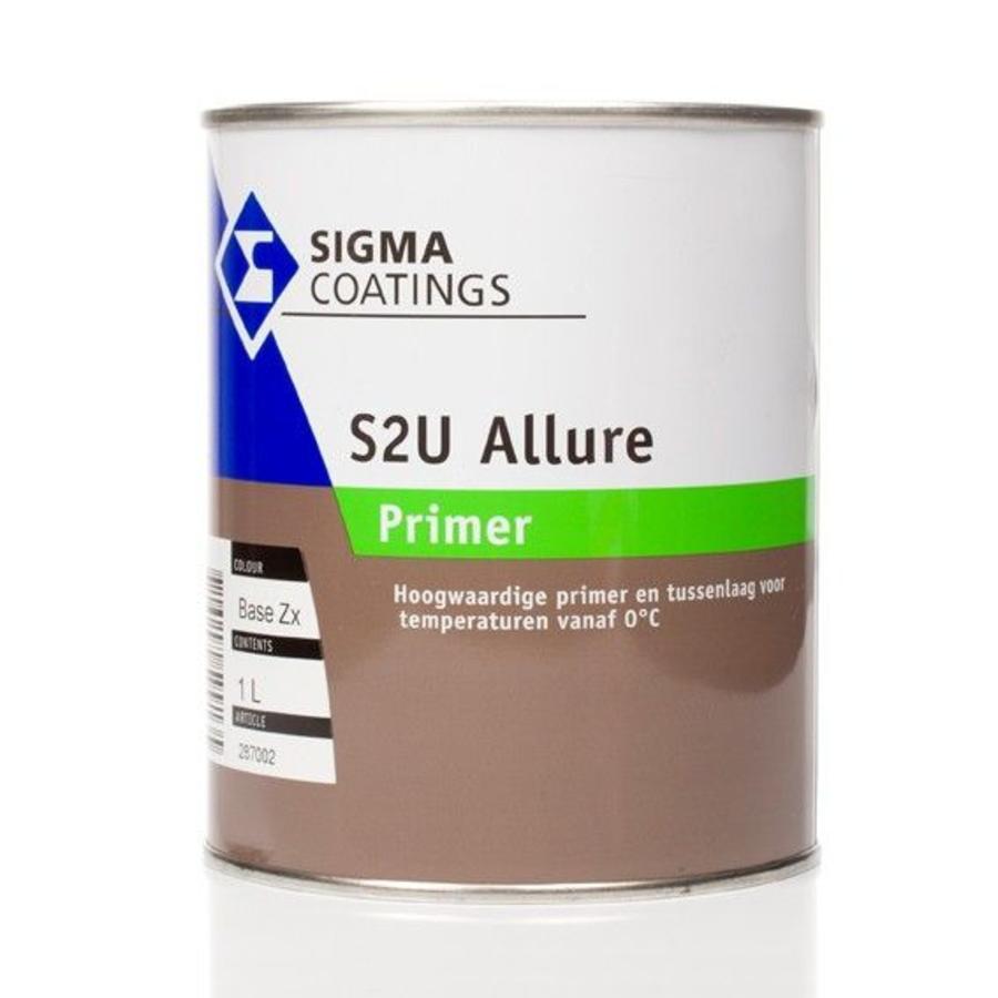 Sigma S2U Allure Primer en Sigma Contour Protect PU Primer