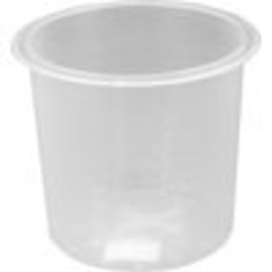 Plastic inzetpot voor strijkketel 2,5 liter