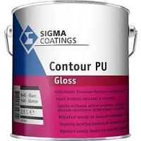 Sigma S2U Gloss en Sigma Contour PU Gloss