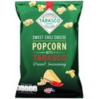 KORTERE THT: Tabasco Sweet Chili Cheese Popcorn