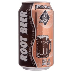 White Rock Root Beer USA 355ml