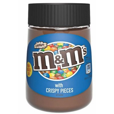 M&M's chocolade spread met crispy stukjes 350 gram