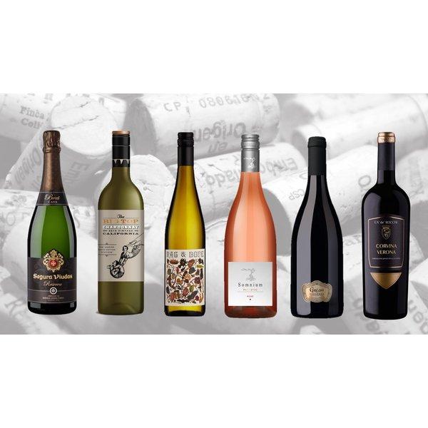 Speelse, frisse wijnen aan een mooie prijs !