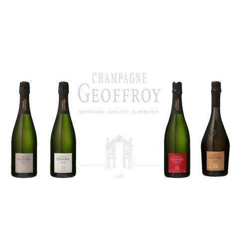 Champagnepakket by Geoffroy