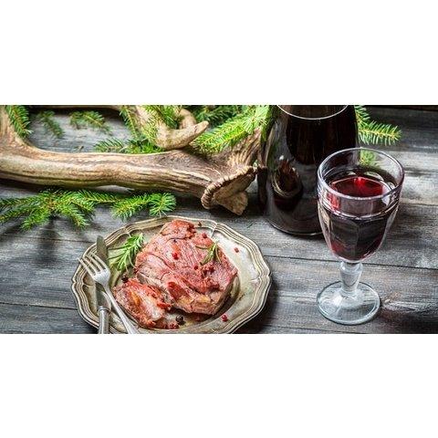 Classic wijnpakket wildseizoen