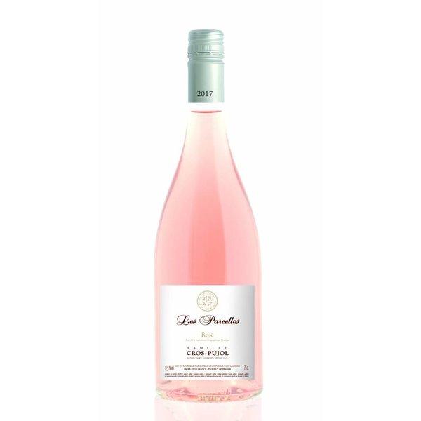 Famille Cros Pujol - Les Parcelles Rosé - Kelderrest