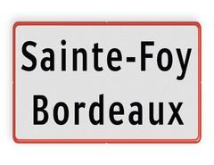 Sainte-Foy Bordeaux