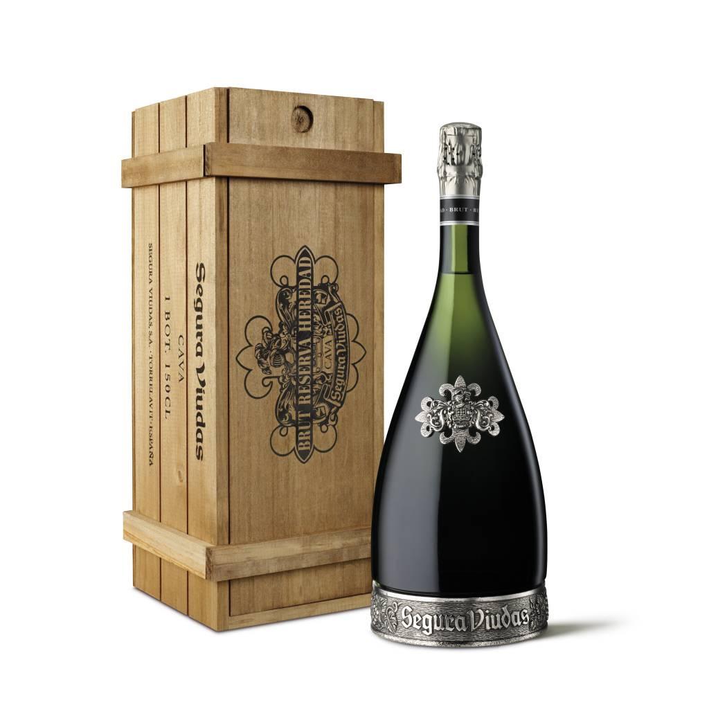 Wonderlijk Brut Reserva Heredad Wijnen Dercor Dercor wijnen VO-41