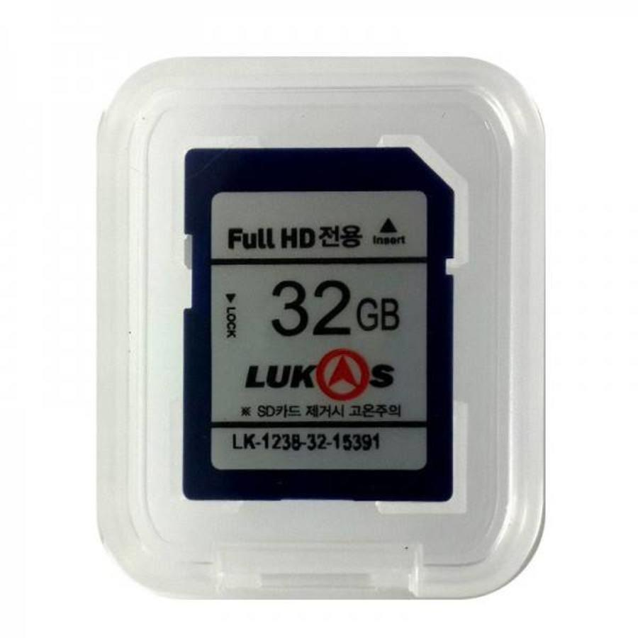 32gb SD kaart