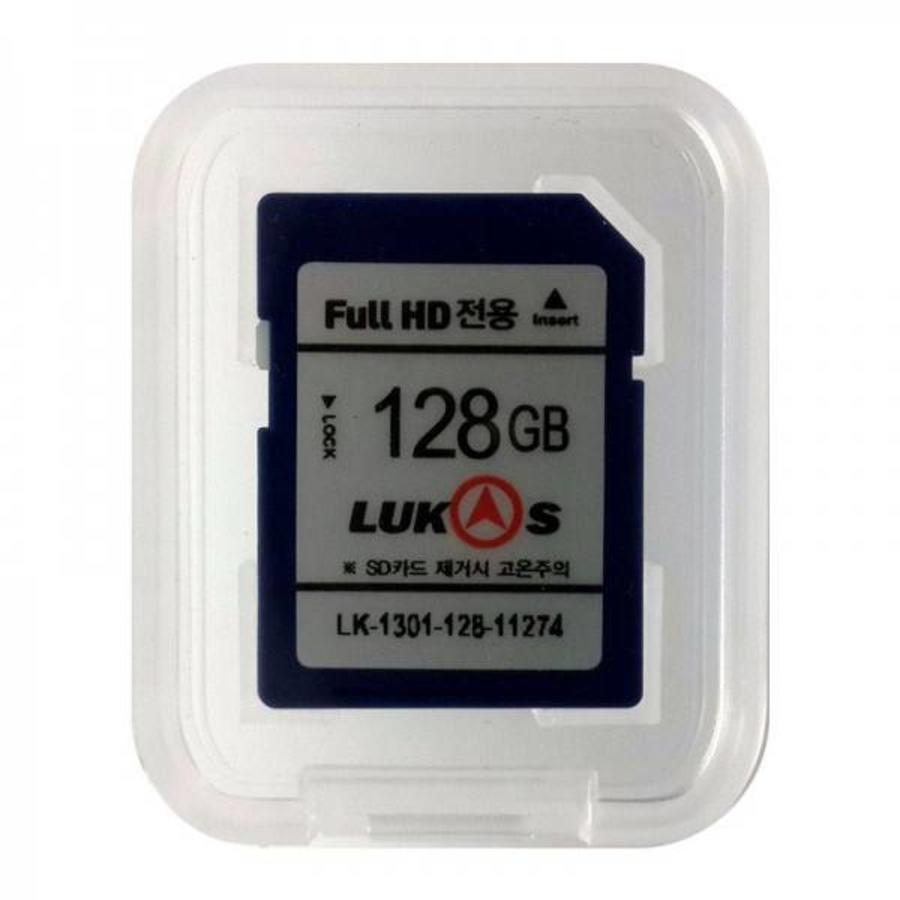 128gb SD kaart