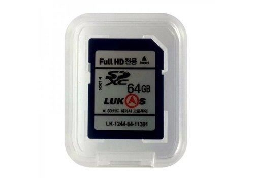 Lukas 64gb SD kaart