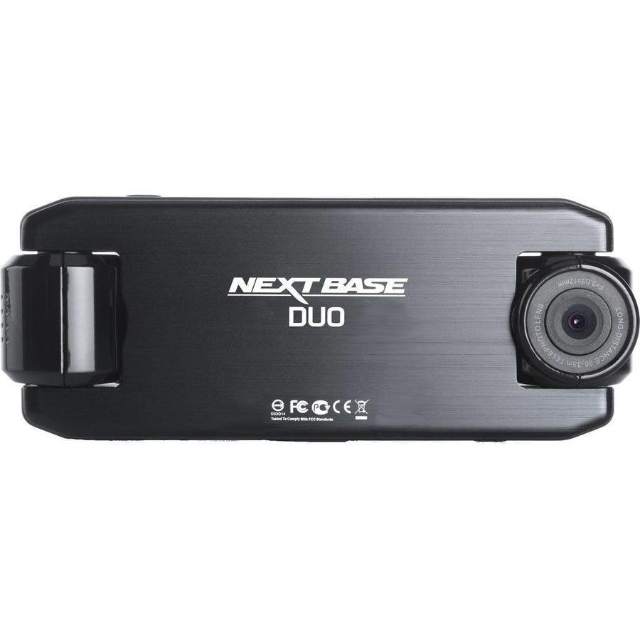 iN-CAR Cam Duo dashcam