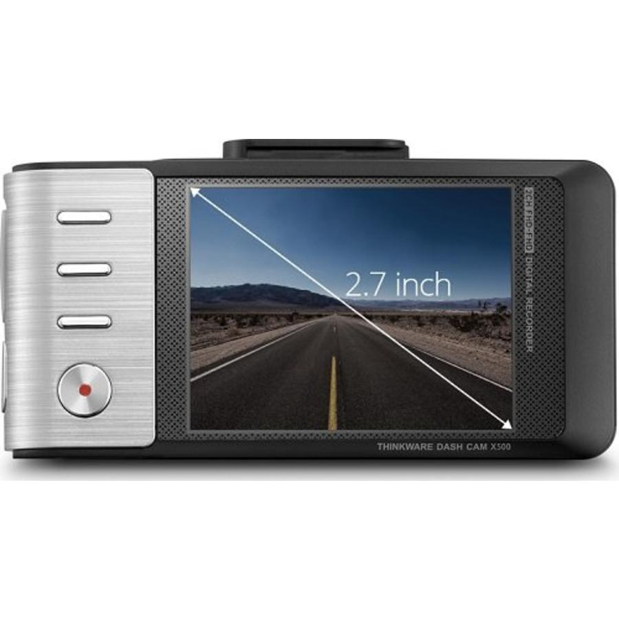X500 II dashcam