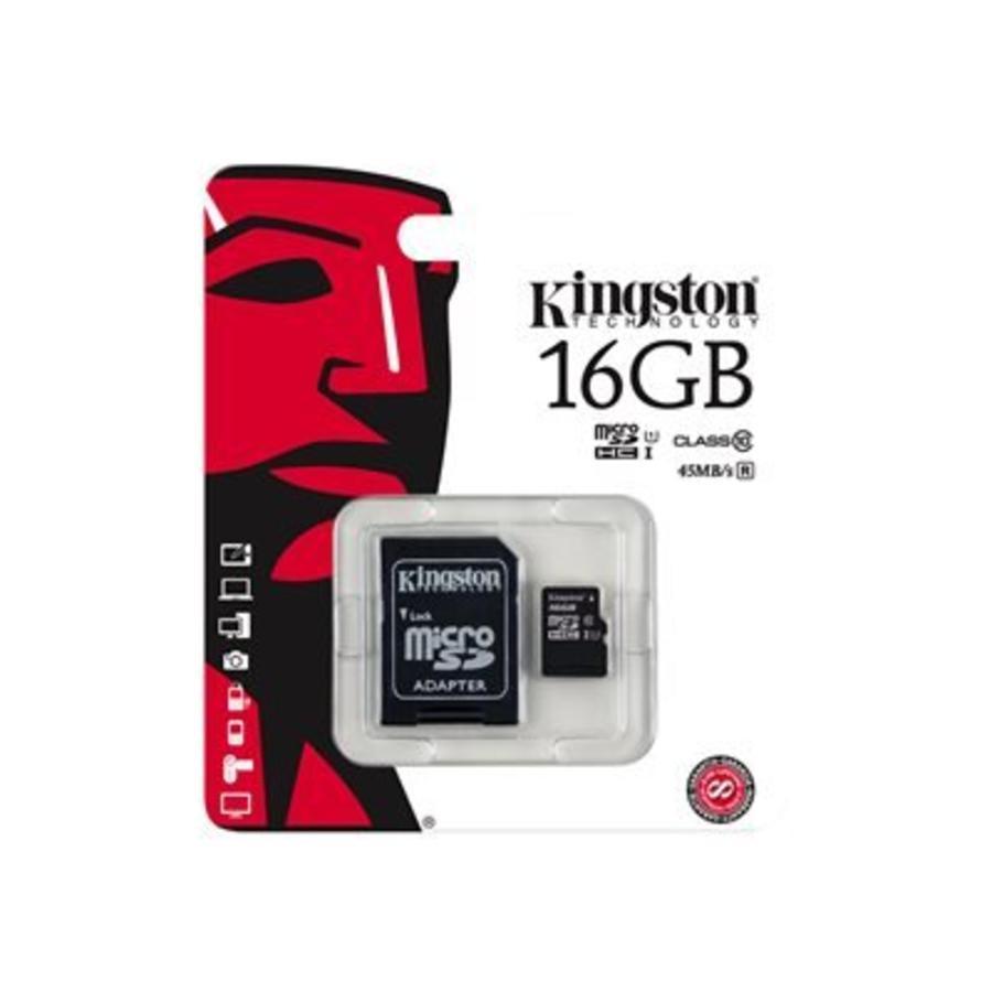 16 GB flash geheugenkaart dashcam