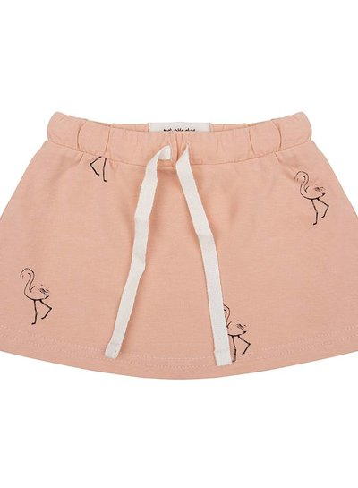 Skirt Flamingo - Dusty Coral