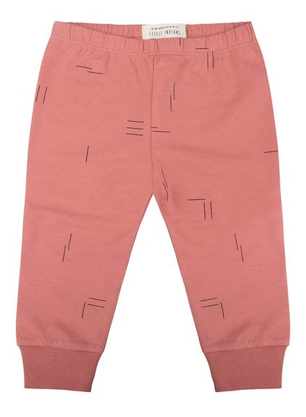 Legging Lines - Rose