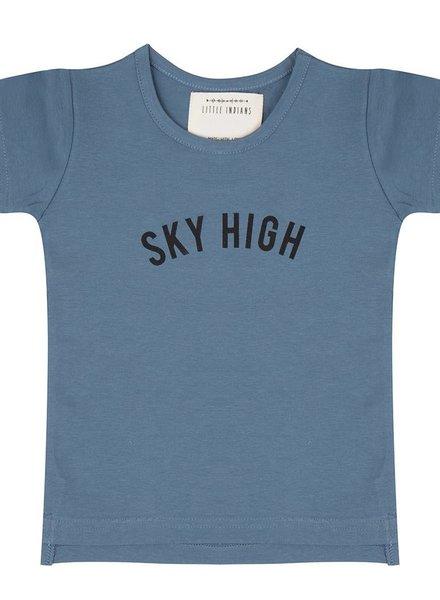 Shirt Sky High - Blue