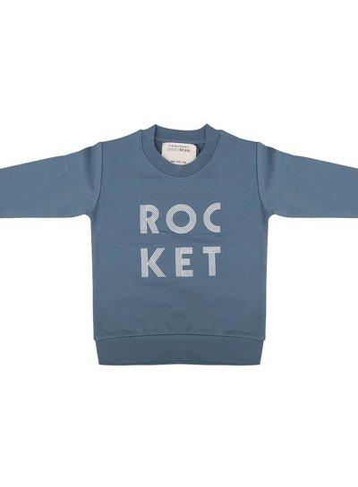 Sweater Rocket - Blue