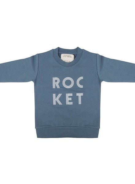 Sweater Rocket - Blue