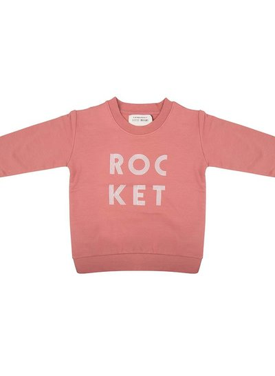 Sweater Rocket - Rose